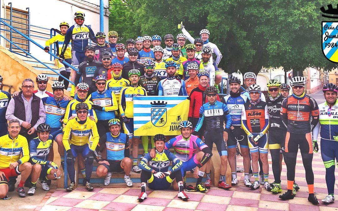Gran vuelta al Termino Jumilla 2017