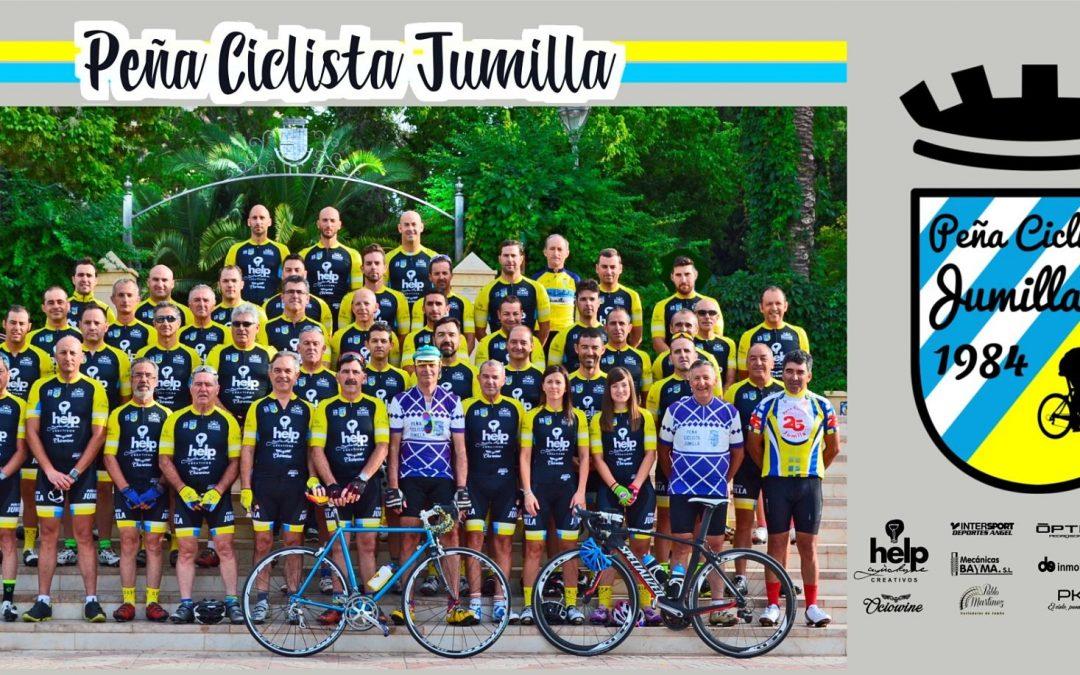 Foto & Video Oficial Peña Ciclista Jumilla 2017/18